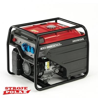 Elektrocentrála Honda EG 3600 CL