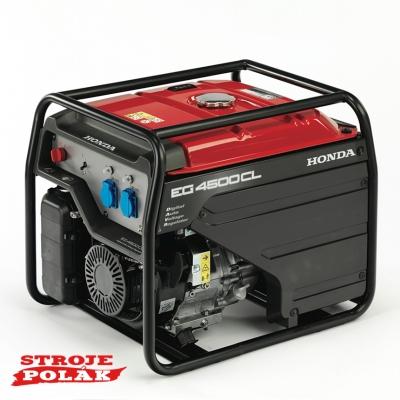 Elektrocentrála Honda EG 4500 CL