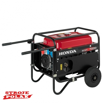Elektrocentrála Honda ECMT 7000