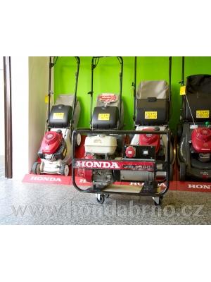 Bazar - Elektrocentrála Honda ECT 6500